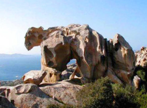 Bärenfelsen Capo D'Orso Sardinien Unterkunft