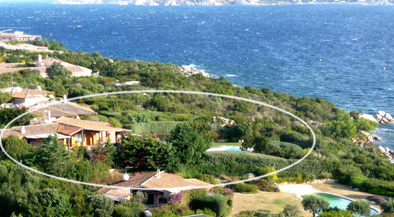 Sardinienunterkunft ferienhaus mit pool porto rafael sardinien for Unterkunft sardinien