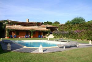 Ferienhaus Porto Rafael Palau Sardinien Unterkunft
