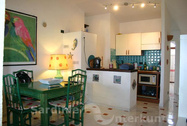 Sardinien unterkunft ferienwohnungen mit meerblick in for Unterkunft sardinien