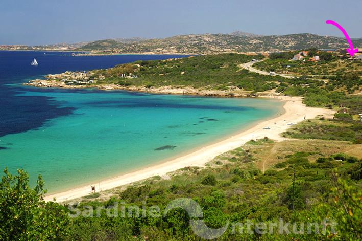 Sardinien unterkunft palau pa16 for Unterkunft sardinien